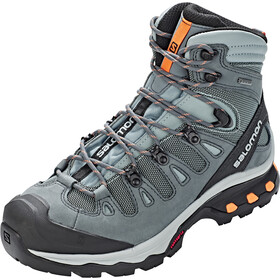 Salomon Quest 4D 3 GTX Zapatillas Mujer, lead/stormy weather/bird of paradise